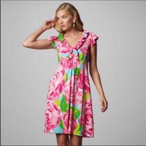 Lilly Pulitzer HPFI Clare cap sleeve dress